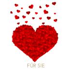 Unser Geschenktipp zum Valentinstag? Geschenkset für SIE mit Körperöl Gold und Naturparfüm Rose von ALTEARAH