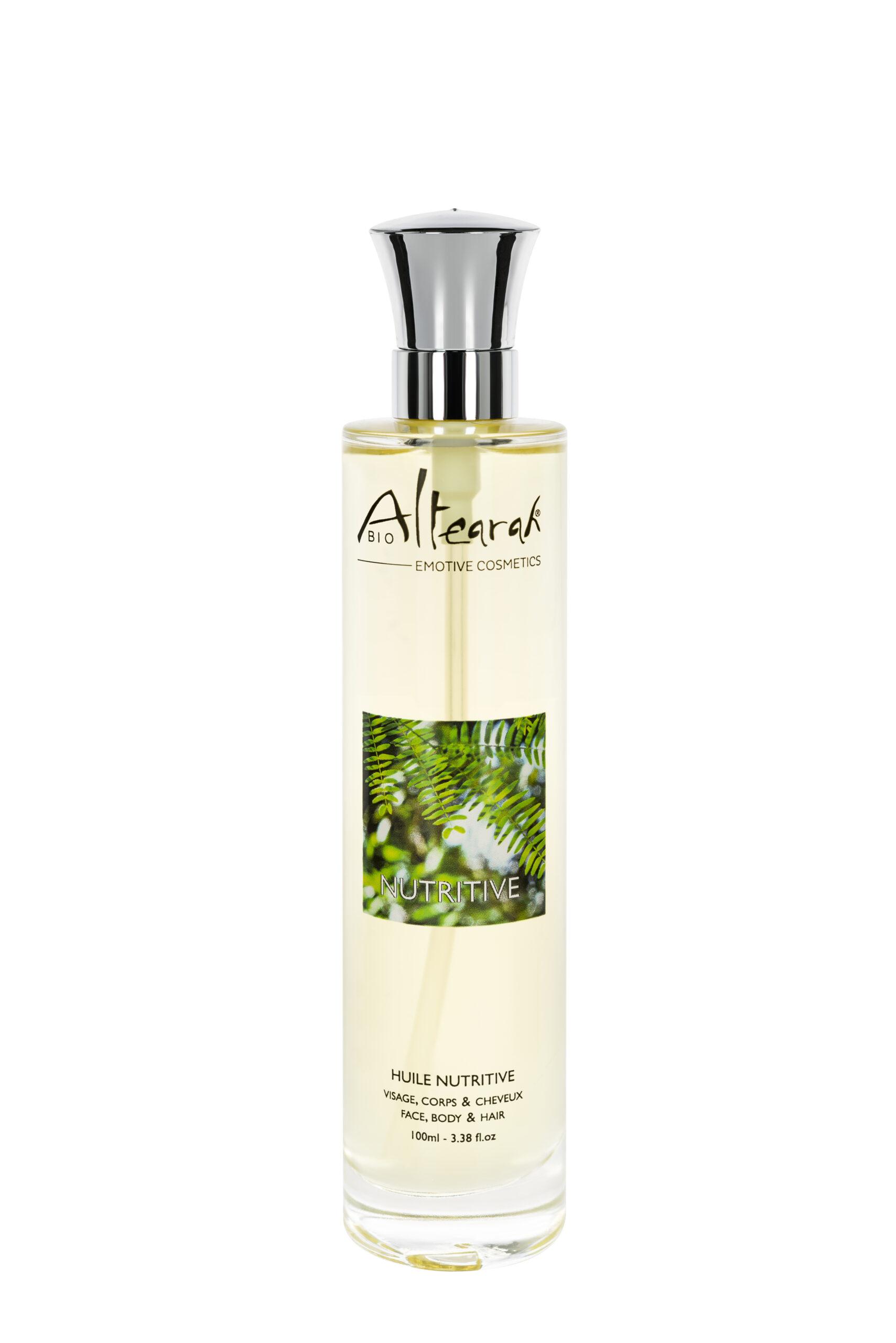 Nährendes Körperöl Bio Speziell geeignet für sensible und trockene Haut von ALTEARAH